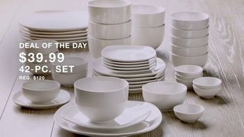 Macy's One Day Sale TV Spot, 'Deals of the Day: Ninja Foodi, Dinnerware and Bedding' - Thumbnail 5