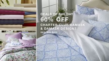 Macy's One Day Sale TV Spot, 'Deals of the Day: Ninja Foodi, Dinnerware and Bedding' - Thumbnail 6