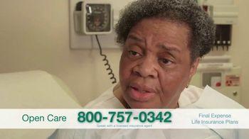 Open Care Insurance Services Final Expense Life Insurance TV Spot, 'At Peace: $30,000' - Thumbnail 2