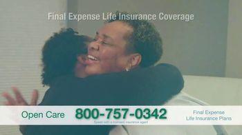 Open Care Insurance Services Final Expense Life Insurance TV Spot, 'At Peace: $30,000' - Thumbnail 5