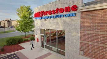 Firestone Complete Auto Care TV Spot, 'It's In Our Name: Saul'
