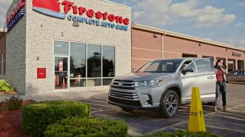 Firestone Complete Auto Care TV Spot, 'It's In Our Name: Saul' - Thumbnail 1
