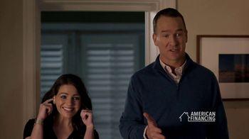 American Financing TV Spot, 'Noisy Neighbor' Featuring Peyton Manning - Thumbnail 5