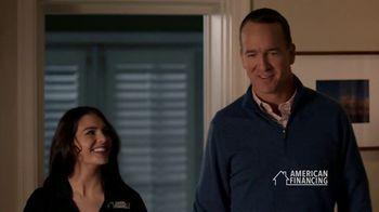 American Financing TV Spot, 'Noisy Neighbor' Featuring Peyton Manning - Thumbnail 9