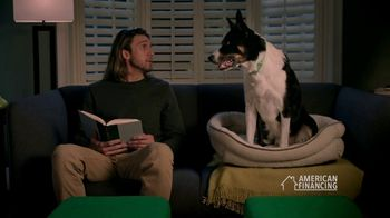 American Financing TV Spot, 'Noisy Neighbor' Featuring Peyton Manning
