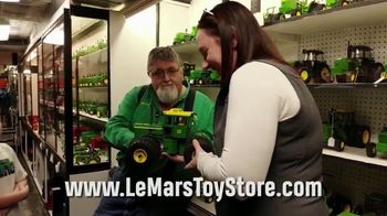 Le Mars Toy Store TV Spot, 'An Experience of a Lifetime'
