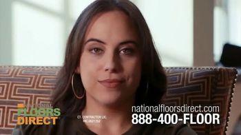 National Floors Direct TV Spot, 'Mohawk Hardwood Flooring: $999' - Thumbnail 1