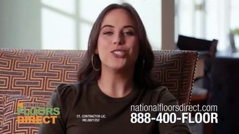 National Floors Direct TV Spot, 'Mohawk Hardwood Flooring: $999' - Thumbnail 2