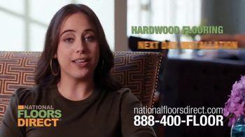 National Floors Direct TV Spot, 'Mohawk Hardwood Flooring: $999' - Thumbnail 3