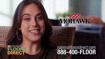 National Floors Direct TV Spot, 'Mohawk Hardwood Flooring: $999' - Thumbnail 6