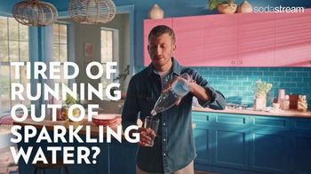 SodaStream TV Spot, 'Tired of Running Out of Sparkling Water?' - Thumbnail 2