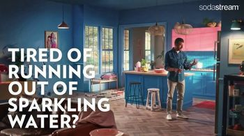 SodaStream TV Spot, 'Tired of Running Out of Sparkling Water?' - Thumbnail 3