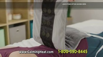 Calming Heat TV Spot, 'Stress: Soothing Pressure, Vibrating Massage and Heat' - Thumbnail 4
