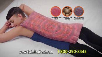 Calming Heat TV Spot, 'Stress: Soothing Pressure, Vibrating Massage and Heat' - Thumbnail 6