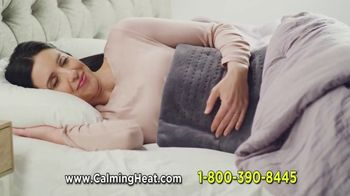 Calming Heat TV Spot, 'Stress: Soothing Pressure, Vibrating Massage and Heat'