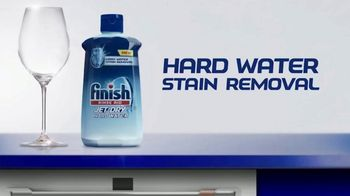 Finish Jet-Dry Hard Water TV Spot, 'Cloudiness and Spots' - Thumbnail 9