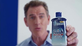 Finish Jet-Dry Hard Water TV Spot, 'Cloudiness and Spots' - Thumbnail 3