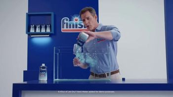 Finish Jet-Dry Hard Water TV Spot, 'Cloudiness and Spots' - Thumbnail 4