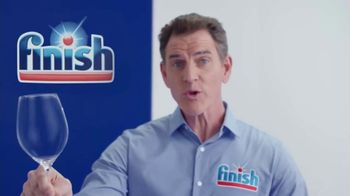 Finish Jet-Dry Hard Water TV Spot, 'Cloudiness and Spots' - Thumbnail 7