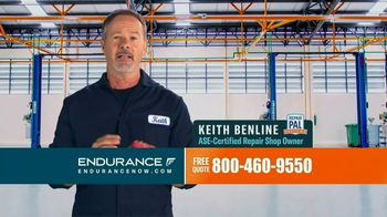 Endurance Breakdown Protection TV Spot, 'Money Back in Your Pocket: Kerri, Hector & Latress' - Thumbnail 3