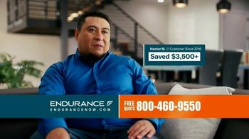 Endurance Breakdown Protection TV Spot, 'Money Back in Your Pocket: Kerri, Hector & Latress' - Thumbnail 4