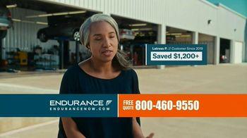 Endurance Breakdown Protection TV Spot, 'Money Back in Your Pocket: Kerri, Hector & Latress' - Thumbnail 5