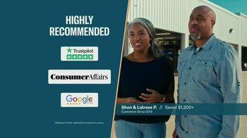 Endurance Breakdown Protection TV Spot, 'Money Back in Your Pocket: Kerri, Hector & Latress' - Thumbnail 9