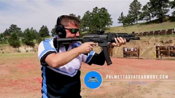 Palmetto State Armory TV Spot, 'Spreading Freedom and Security'
