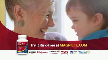 MagniLife Leg & Back Pain Relief Tablets TV Spot, 'Tired of Pain?' - Thumbnail 9