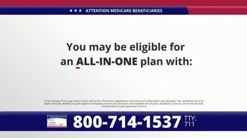 Medicare Benefits Helpline TV Spot, 'Get More For Your Money' - Thumbnail 1