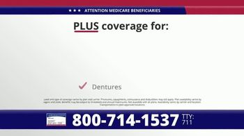Medicare Benefits Helpline TV Spot, 'Get More For Your Money' - Thumbnail 2