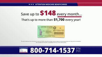 Medicare Benefits Helpline TV Spot, 'Get More For Your Money' - Thumbnail 6