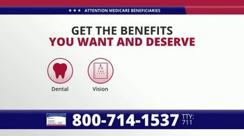 Medicare Benefits Helpline TV Spot, 'Get More For Your Money' - Thumbnail 8