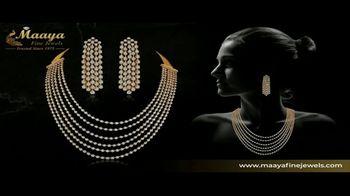 Maaya Fine Jewels TV Spot, 'One Click Away'