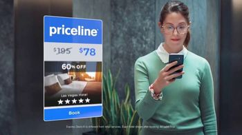 Priceline.com TV Spot, 'Big Deal' Featuring Kaley Cuoco