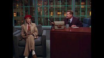 Gucci TV Spot, 'Songbird' Ft. Diane Keaton, James Corden
