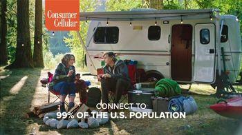 Consumer Cellular TV Spot, 'NBY Flexible Plans: $25 Off' - Thumbnail 3