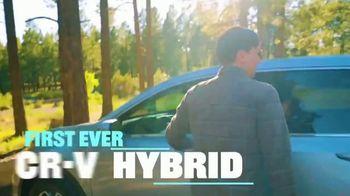Honda CR-V Hybrid TV Spot, 'The Honda Hybrid Road: Think Green' [T2] - Thumbnail 7