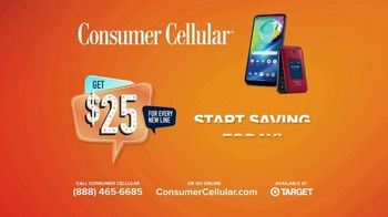 Consumer Cellular TV Spot, 'Superreal: $25 Off' - Thumbnail 9
