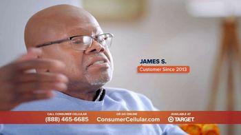 Consumer Cellular TV Spot, 'Superreal: $25 Off' - Thumbnail 2