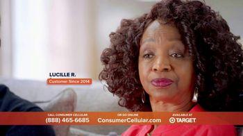 Consumer Cellular TV Spot, 'Superreal: $25 Off' - Thumbnail 4