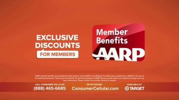 Consumer Cellular TV Spot, 'Superreal: $25 Off' - Thumbnail 7