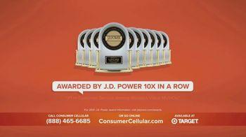 Consumer Cellular TV Spot, 'Superreal: $25 Off' - Thumbnail 8
