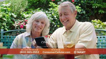 Consumer Cellular TV Spot, 'NBY Folks: $25 Off' - Thumbnail 4