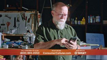 Consumer Cellular TV Spot, 'NBY Folks: $25 Off' - Thumbnail 6