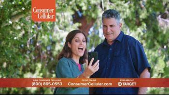 Consumer Cellular TV Spot, 'NBY Folks: $25 Off' - Thumbnail 8