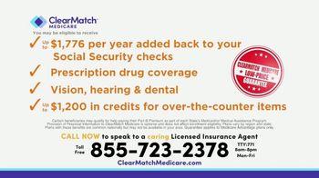 ClearMatch Medicare TV Spot, 'Something More' - Thumbnail 7