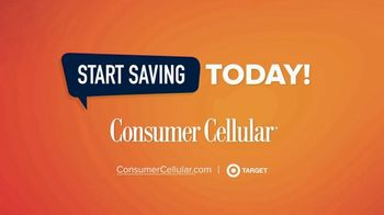 Consumer Cellular TV Spot, 'NBY Animated $25 Off' - Thumbnail 8