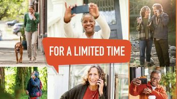 Consumer Cellular TV Spot, 'NBY Animated $25 Off' - Thumbnail 3