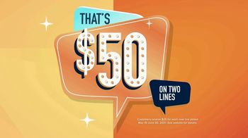 Consumer Cellular TV Spot, 'NBY Animated $25 Off' - Thumbnail 6